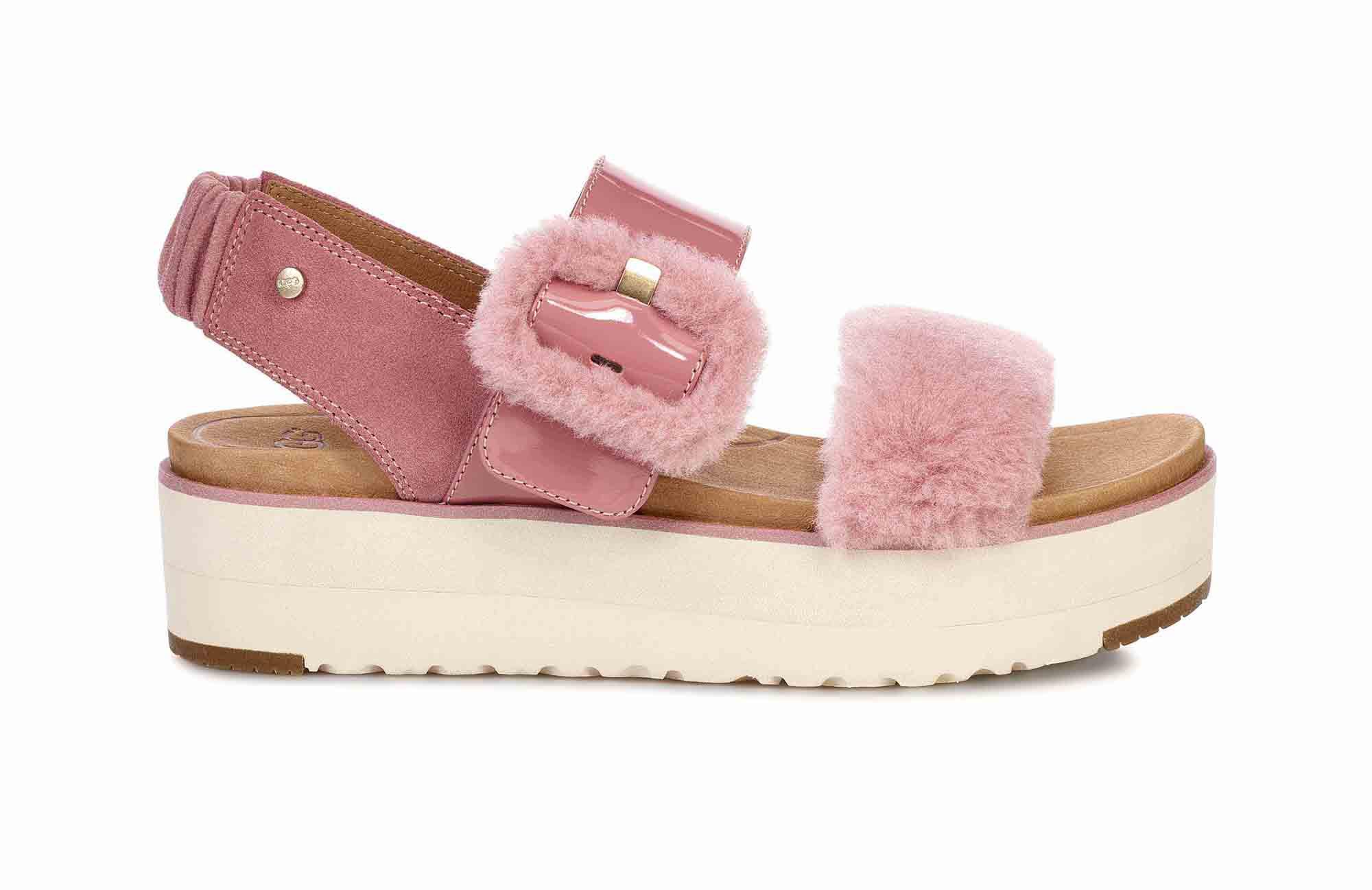 UGG 1099815 Fluff Chella Pink Dawn - PVP 145€.jpg