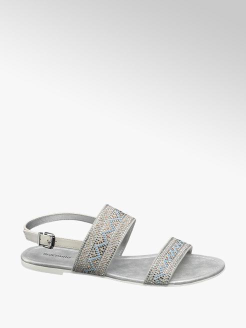Sandálias prateadas (17,40 euros, antes 24,90 euros) Deichmann.jpg