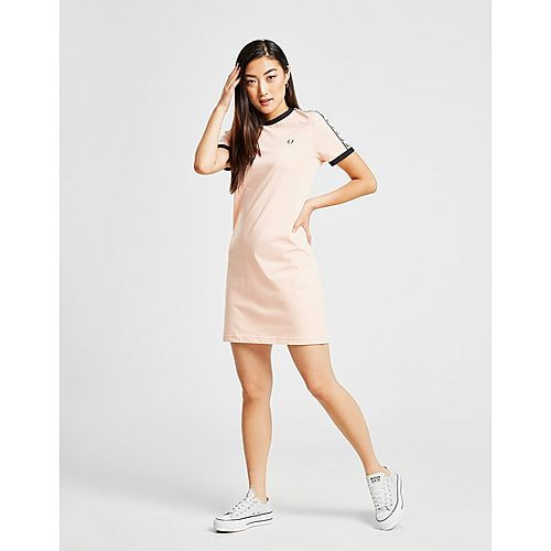 Fred Perry Tape Ringer Dress_pink.jpg