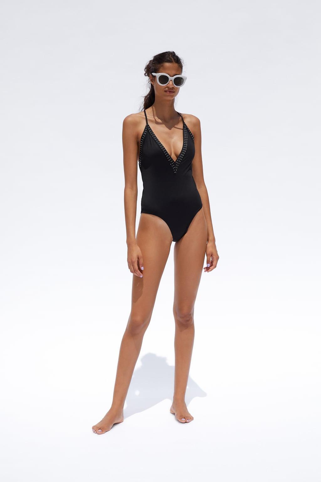 Fato de banho cruzado com brilho, Zara, 19,95 euros.jpg