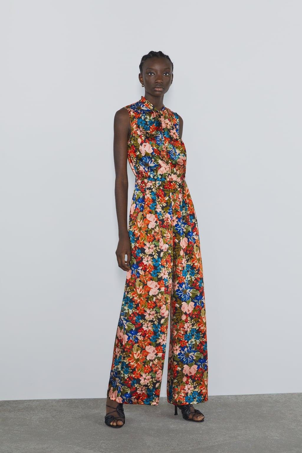 Macacão estampado floral, 39,95 euros, Zara.jpg