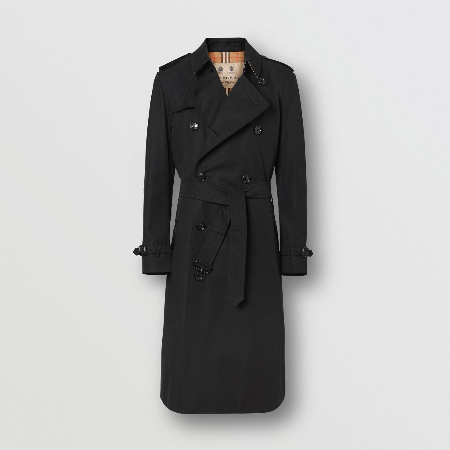 The Kensington - Trench coat Heritage longo_men.jpg