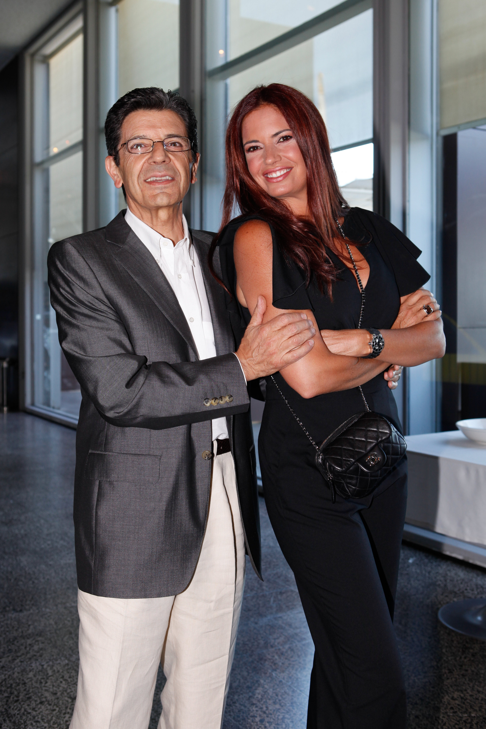 Manuel Maria Carrilho  e Bárbara Guimaraes
