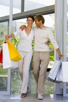 12 Dias para tornar um homem perfeitamente normal num fanático de compras