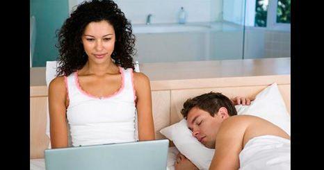 Quando o trabalho arruína o sexo