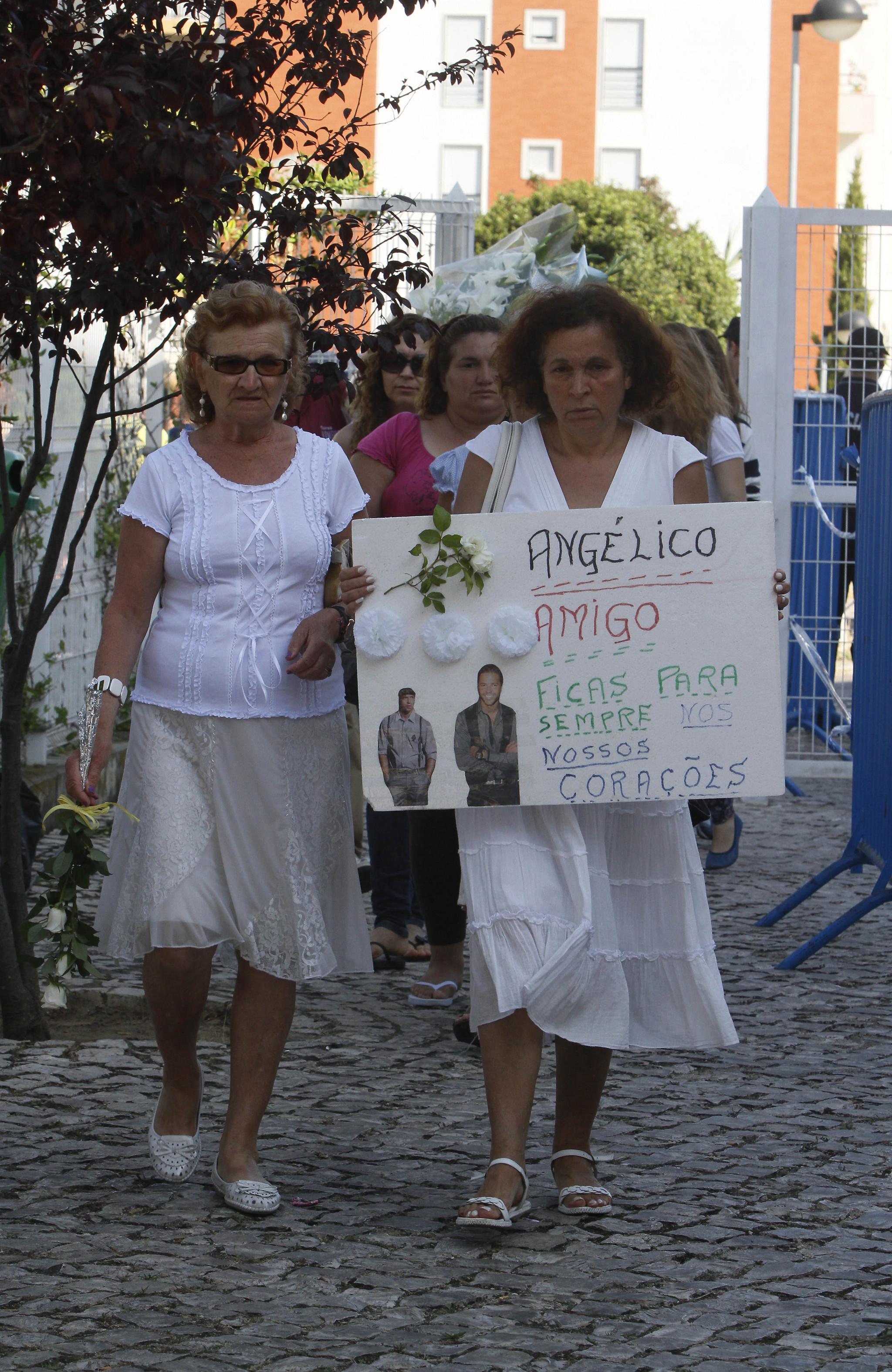 Funeral de Angélico