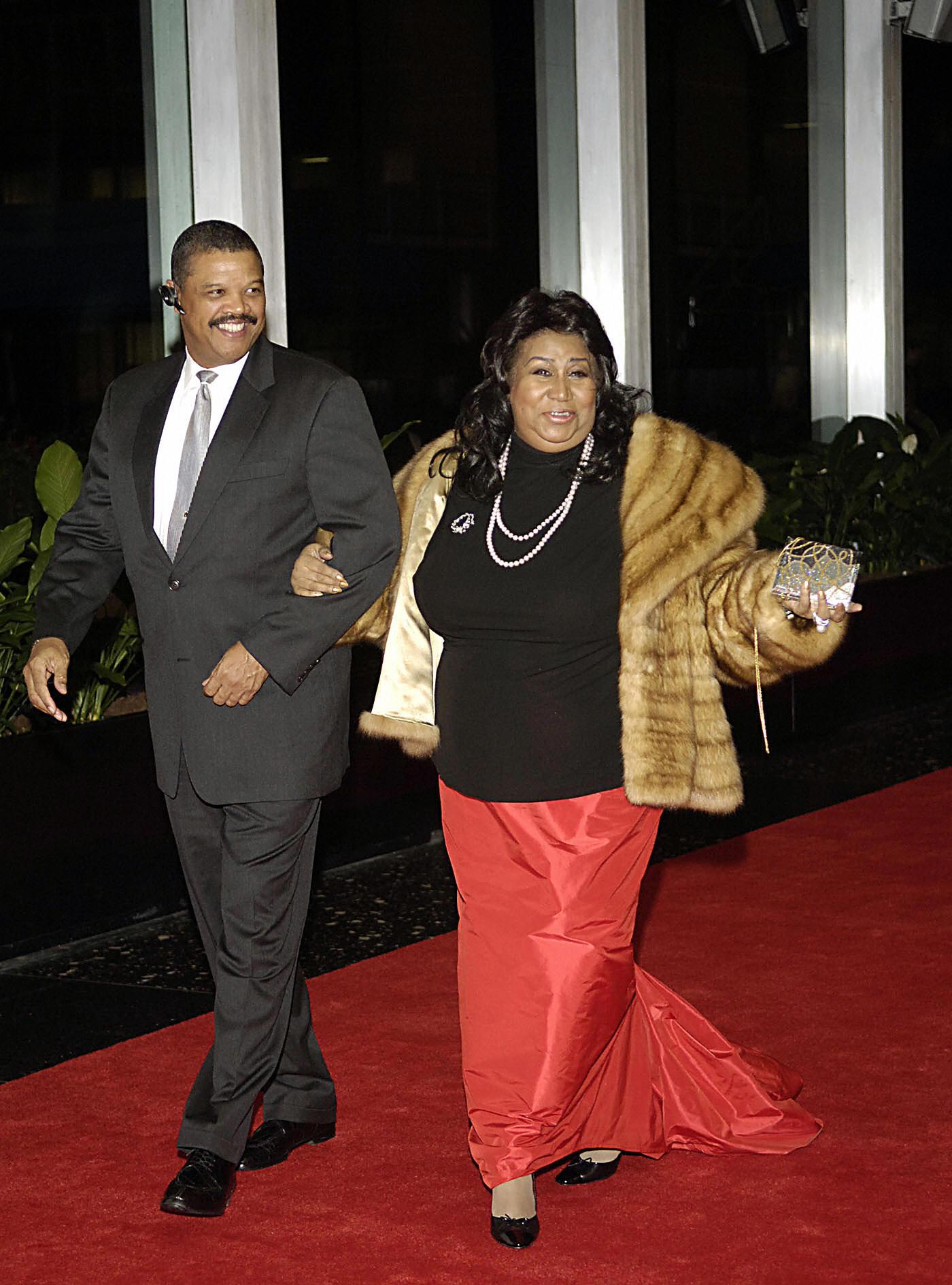 Aretha Franklin cancela casamento