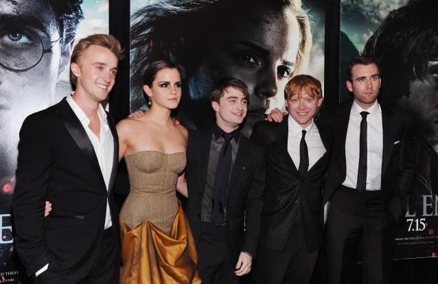 Não vai acreditar quais as duas personagens de Harry Potter que quase viveram um romance real