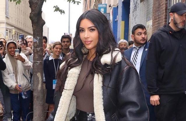 Chicago mostra já seguir as pisadas de Kim Kardashian no que ao estilo diz respeito