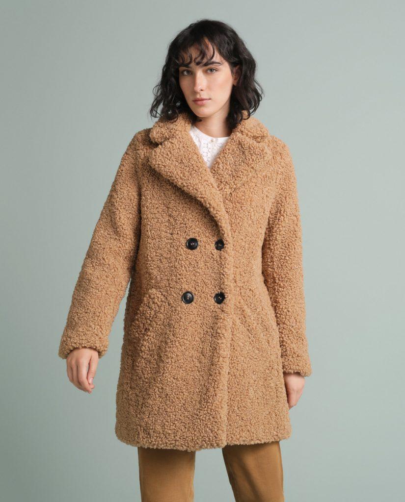 Activa | Aqui está o casaco 'teddy' que tem de comprar nos