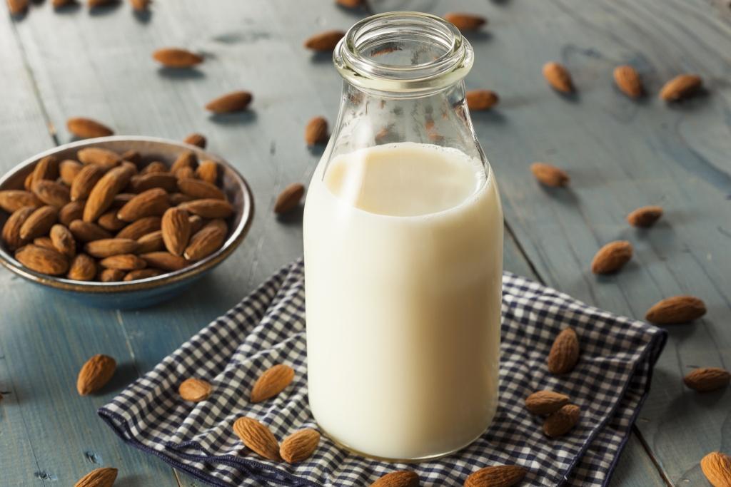 almod milk leite amendoa bebida