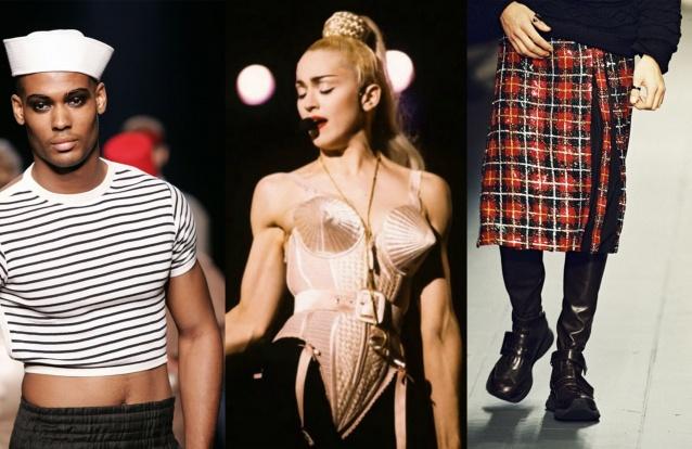 As referências que marcam o estilo de Jean Paul Gaultier