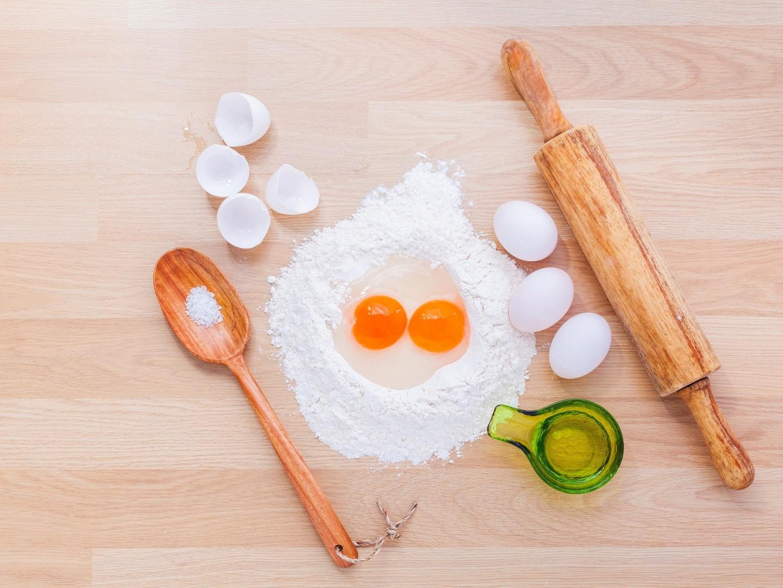 recipe receita eggs ovos ingredients ingredientes flour farinha