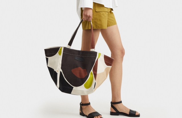 Estas bolsas são perfeitas para levar tudo o que precisa para a praia