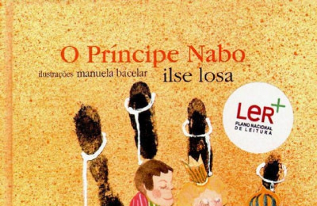 «O Príncipe Nabo», de Ilse Losa