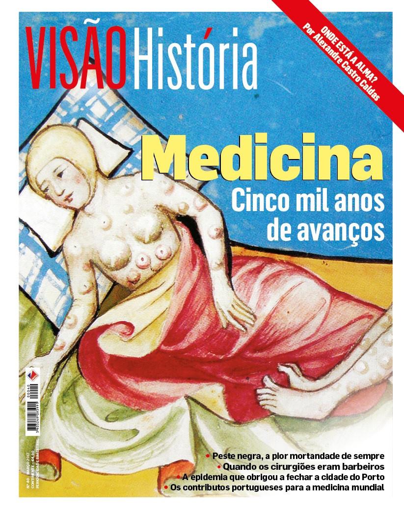 VISÃO História, cinco mil anos de avanços da Medicina