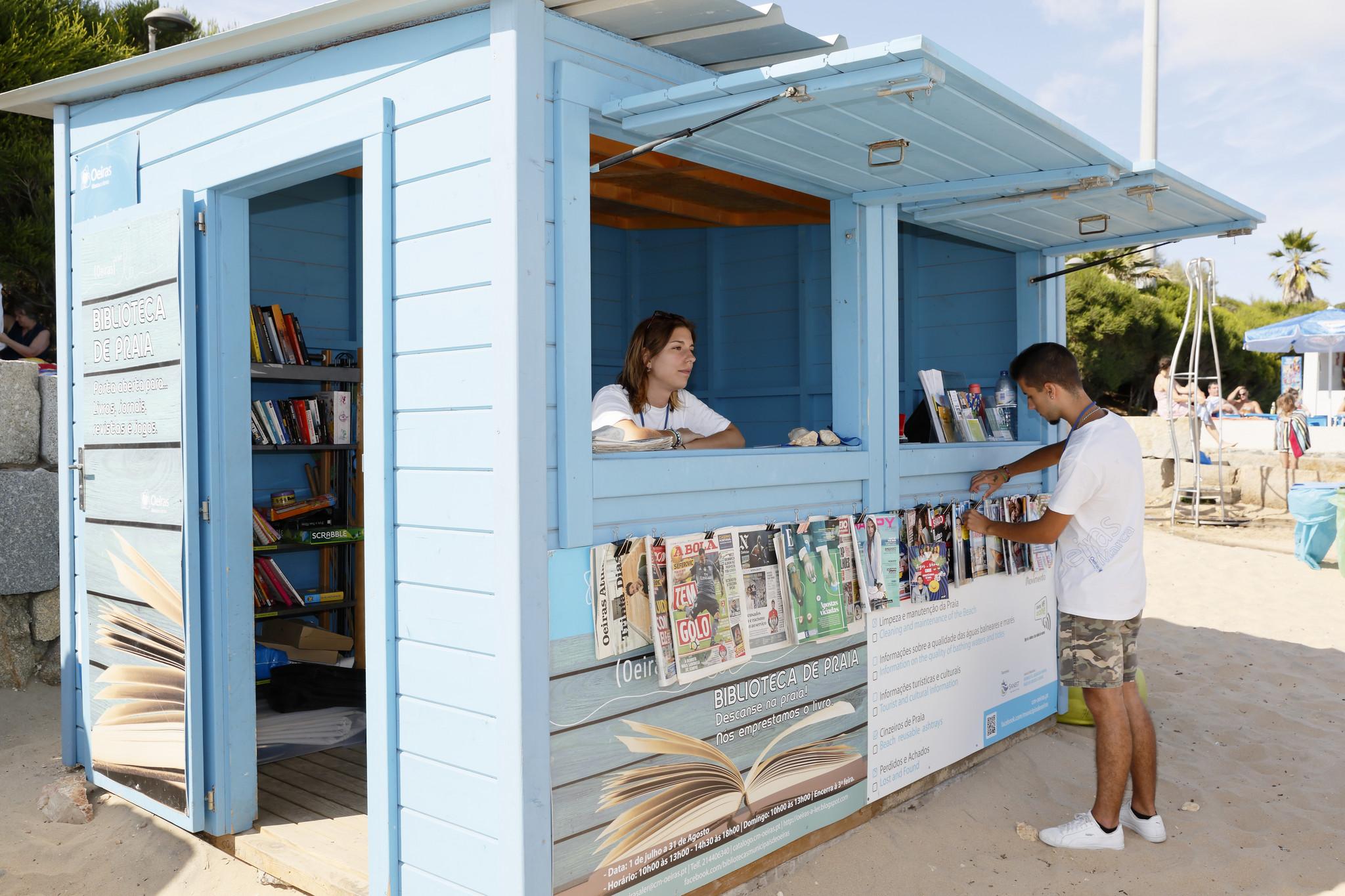 MJ Bilbioteca de Praia em Paco de Arcos 01.JPG