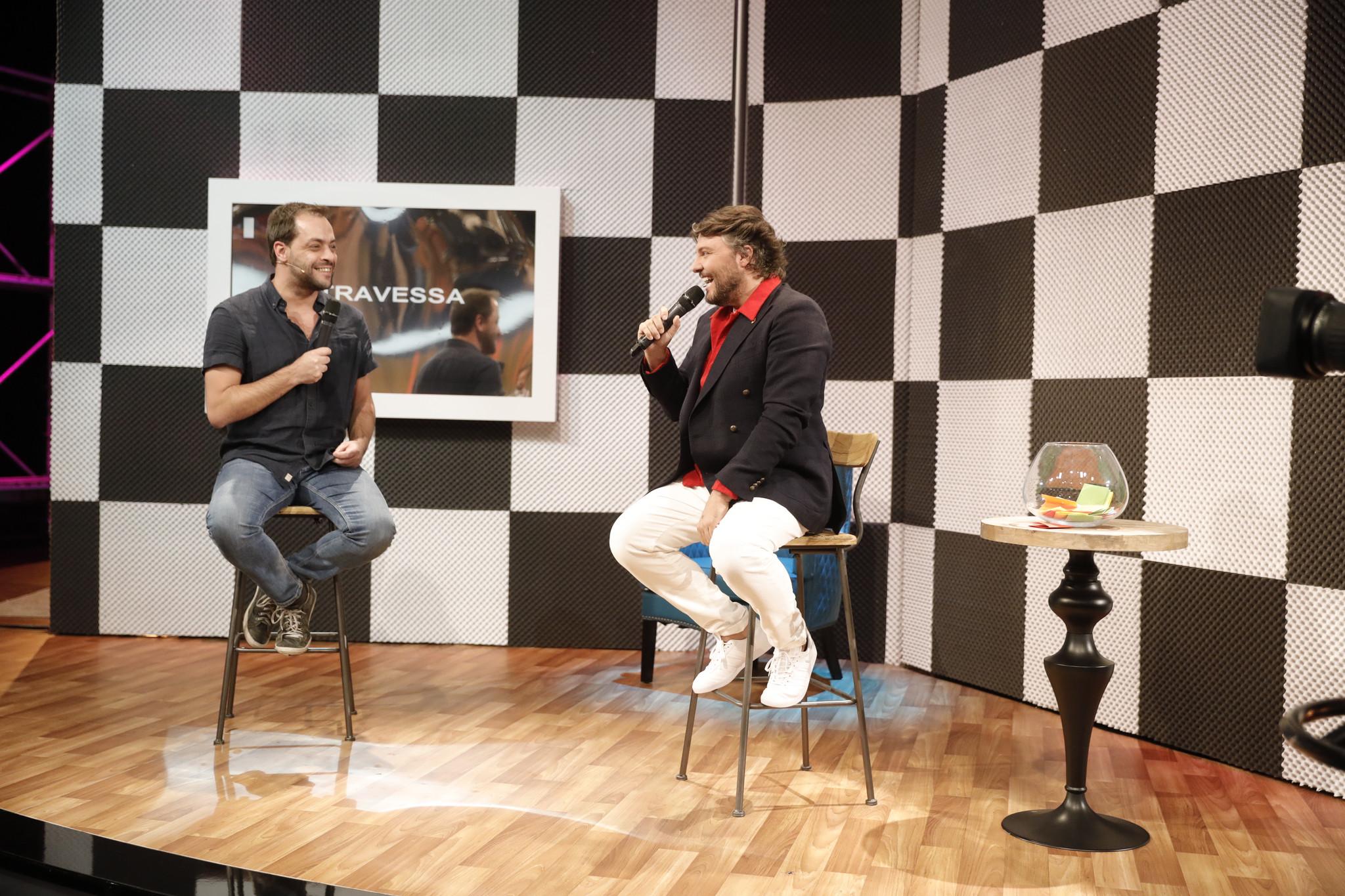 LC programa tv Dimproviso 01.JPG