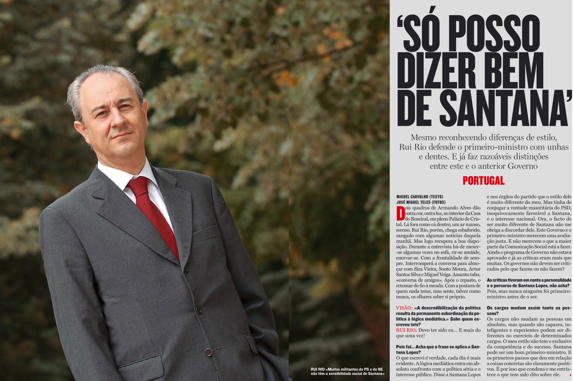 Entrevista PSD