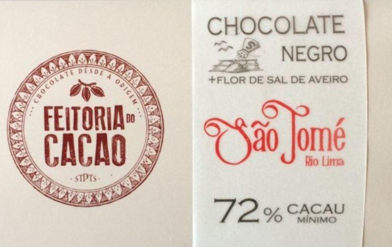 chocolate feitoria do cacao