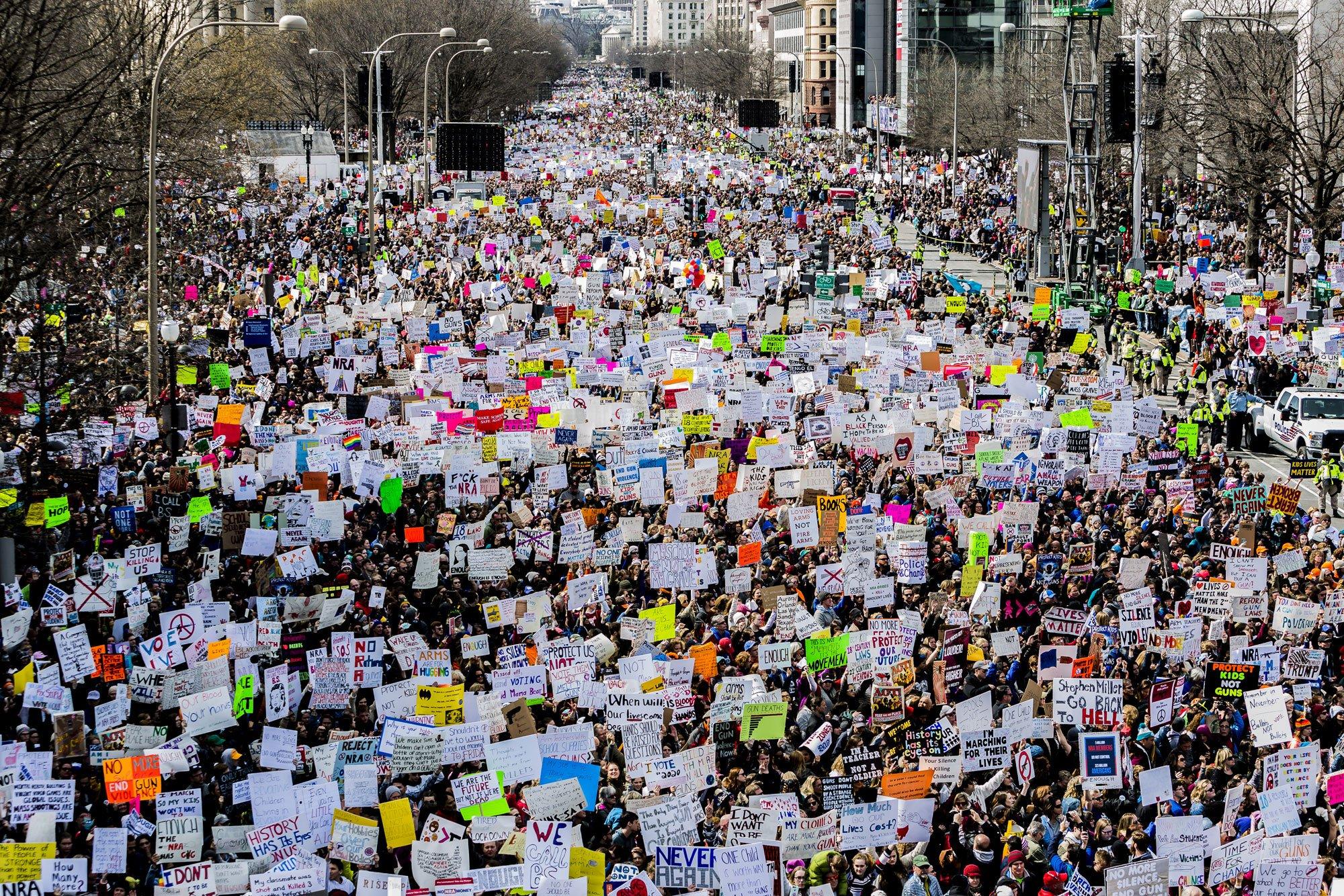 Marcha contra Armas