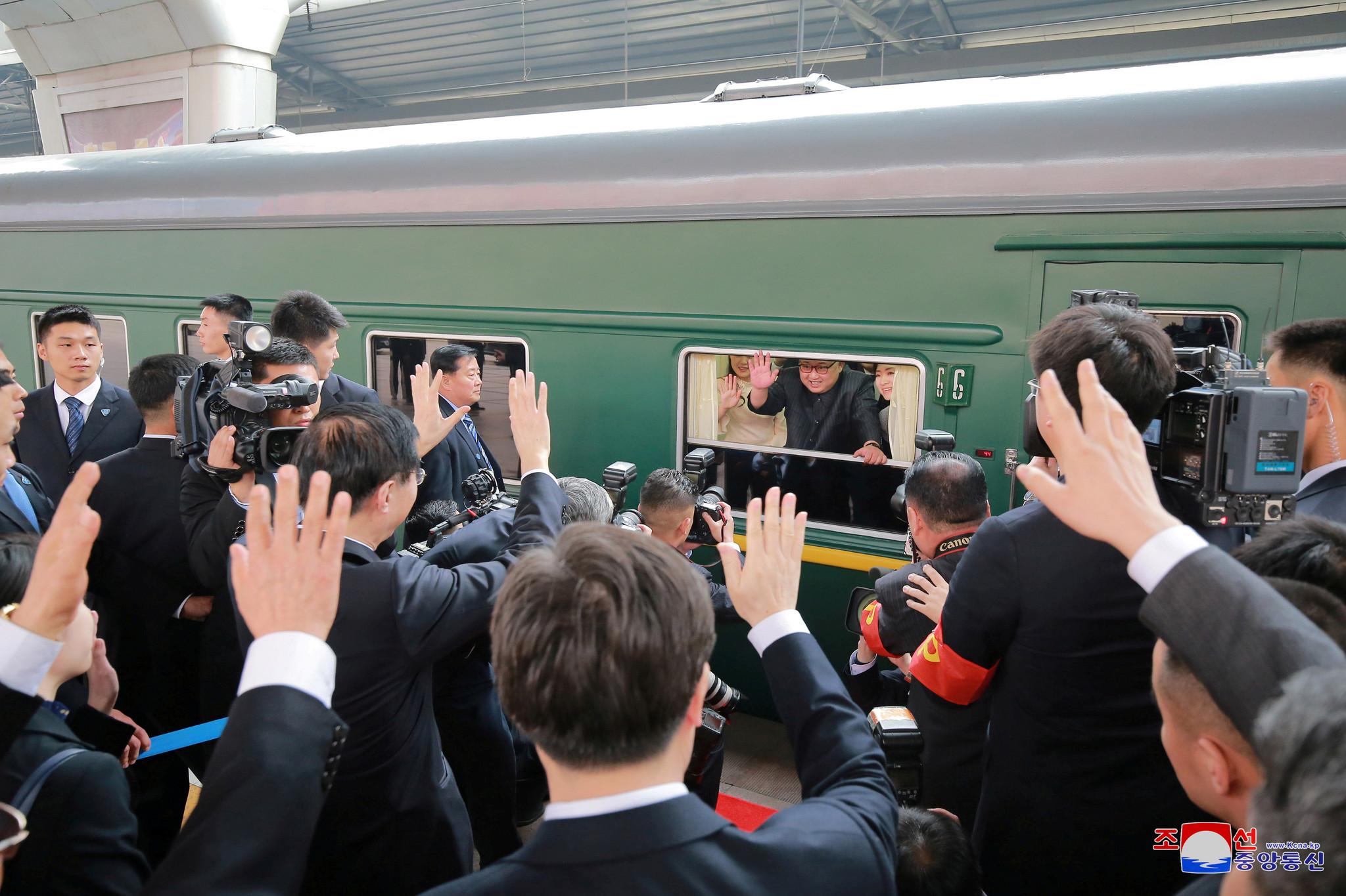kim comboio