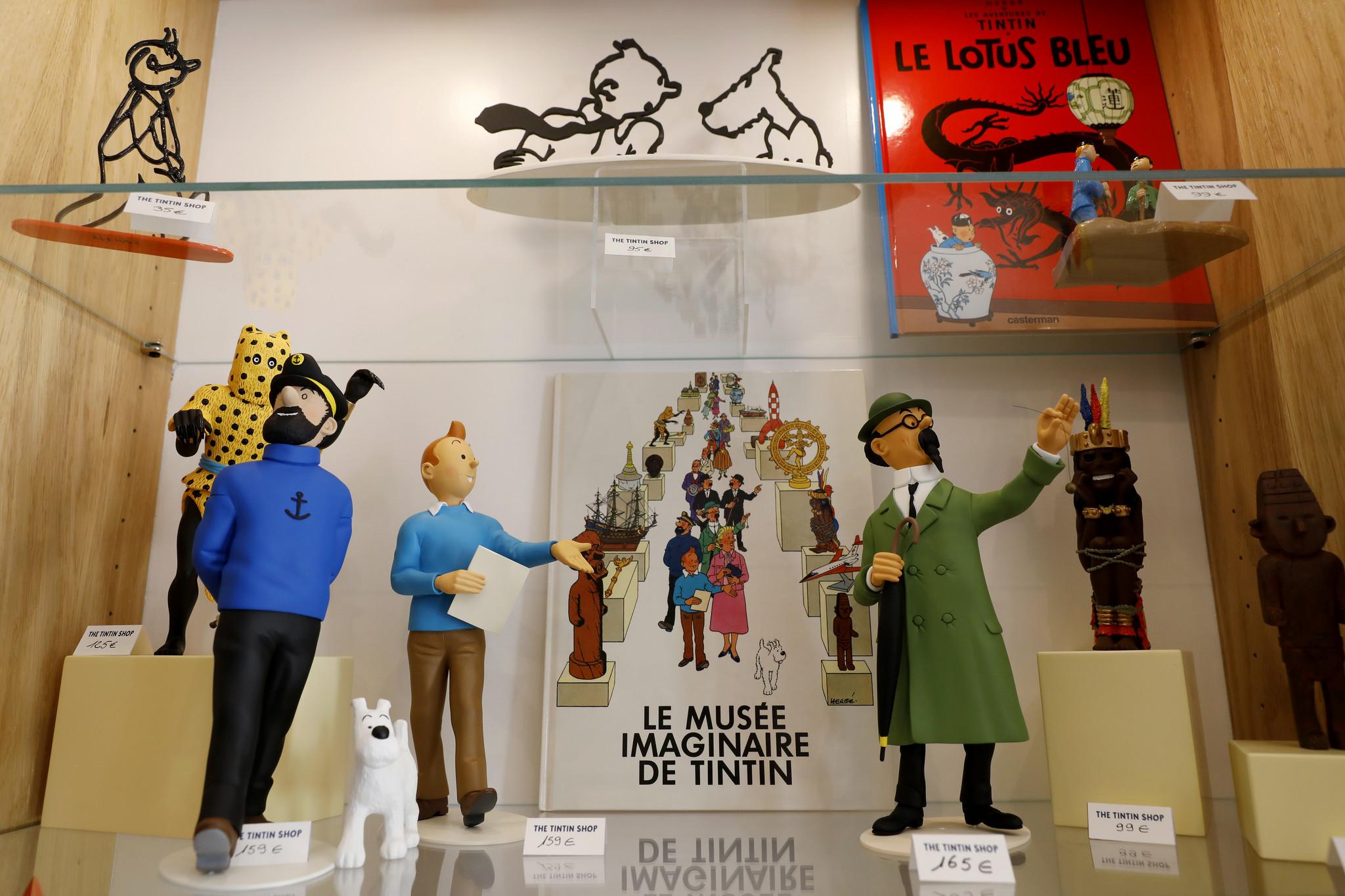 MB Loja Tintin 04.JPG