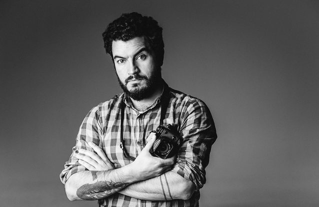 Vá ouvir o fotógrafo Arlindo Camacho – e aventurar-se na arte do retrato