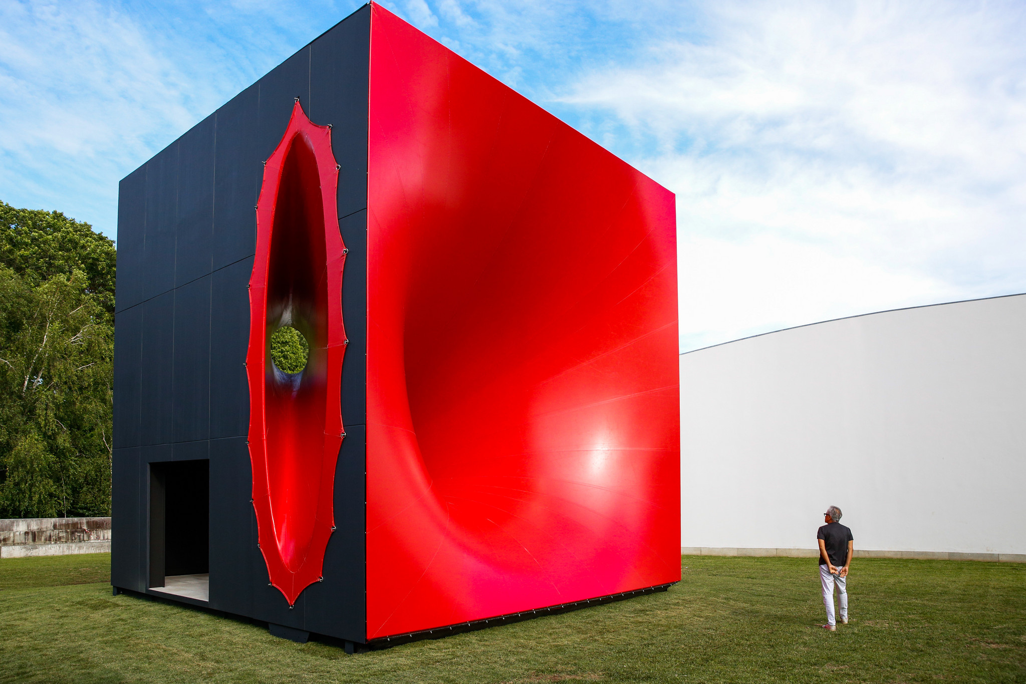LM- Suzanne Cotter e obras Anish Kapoor 04-07-18-1-8.JPG