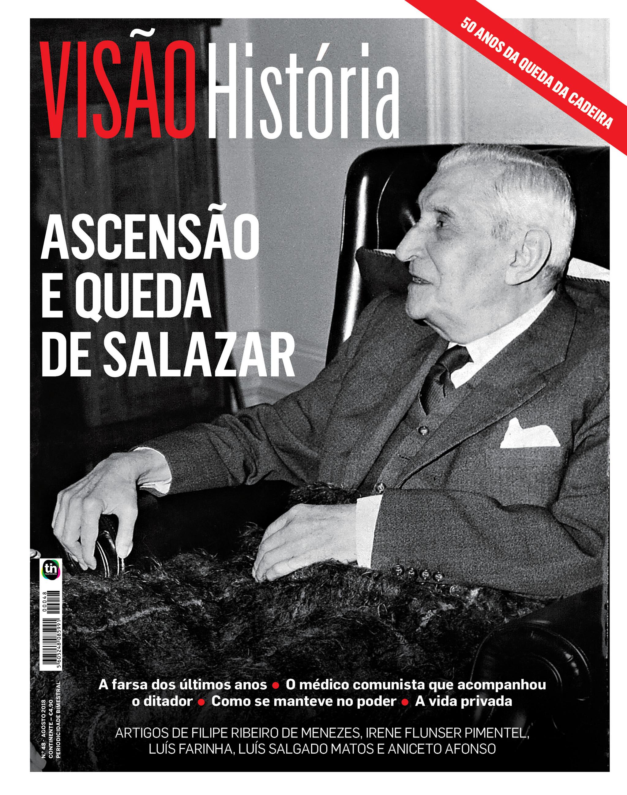 Ascensão e queda de Salazar