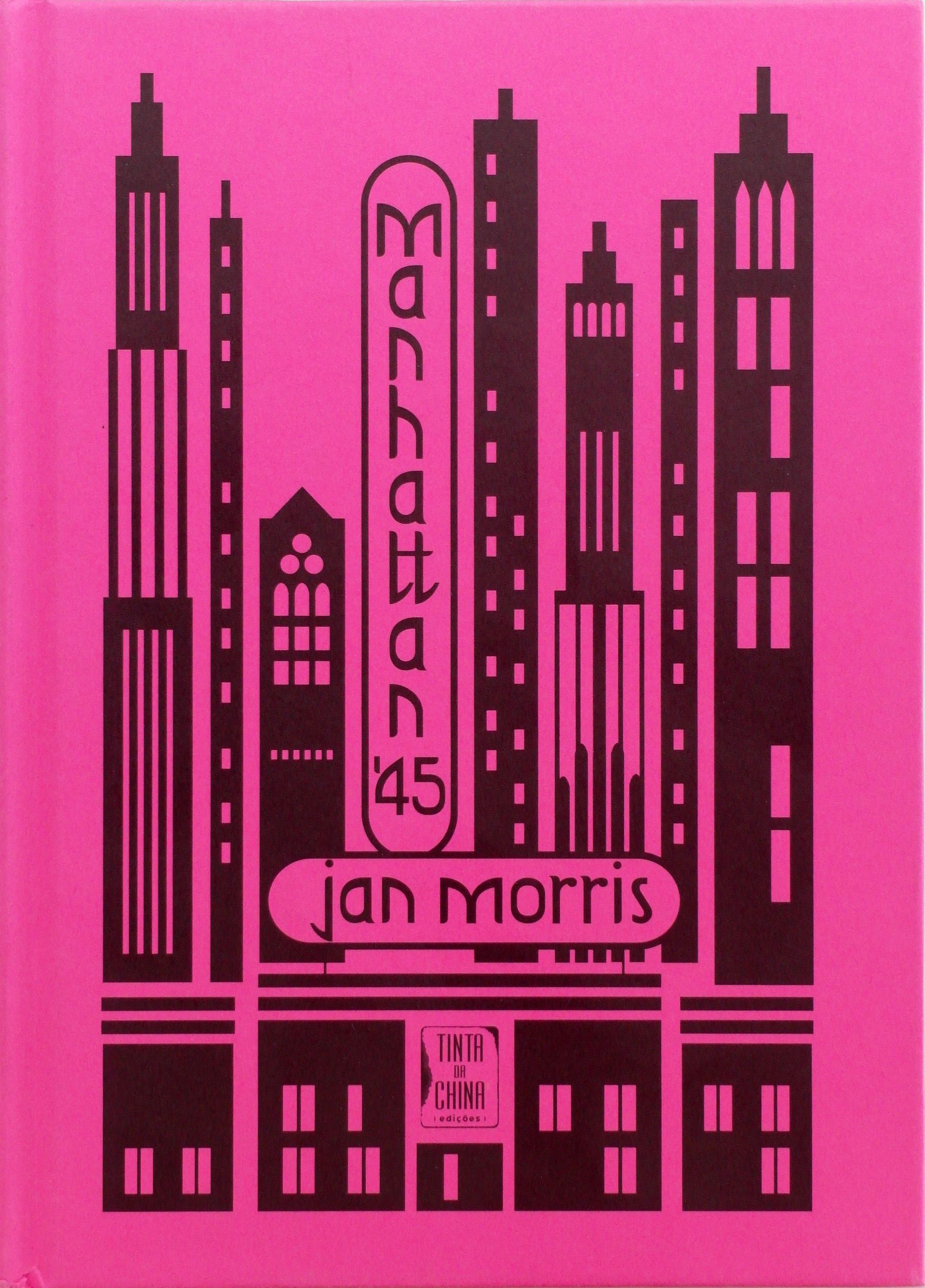 livro Manhatan de Jan Morris.JPG
