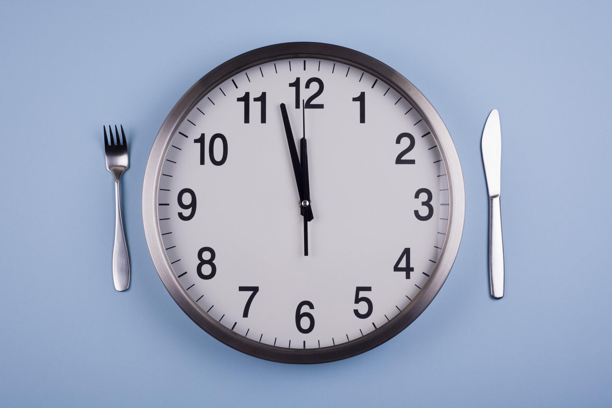 comer relógio