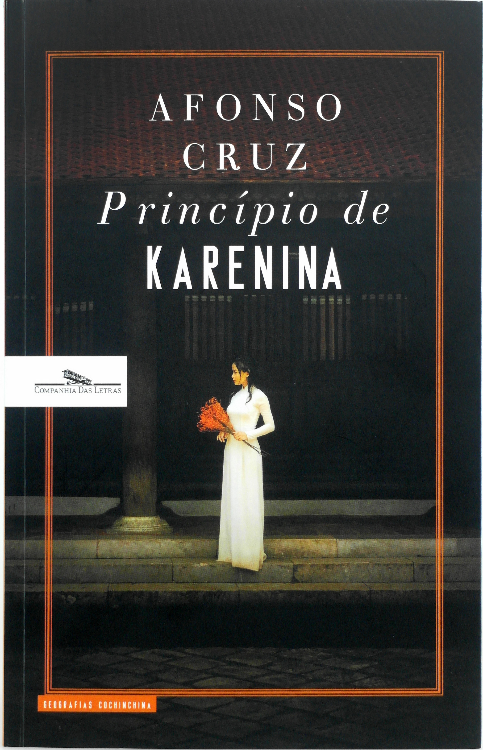 livro Principio de Carena de Afonso Cruz.JPG