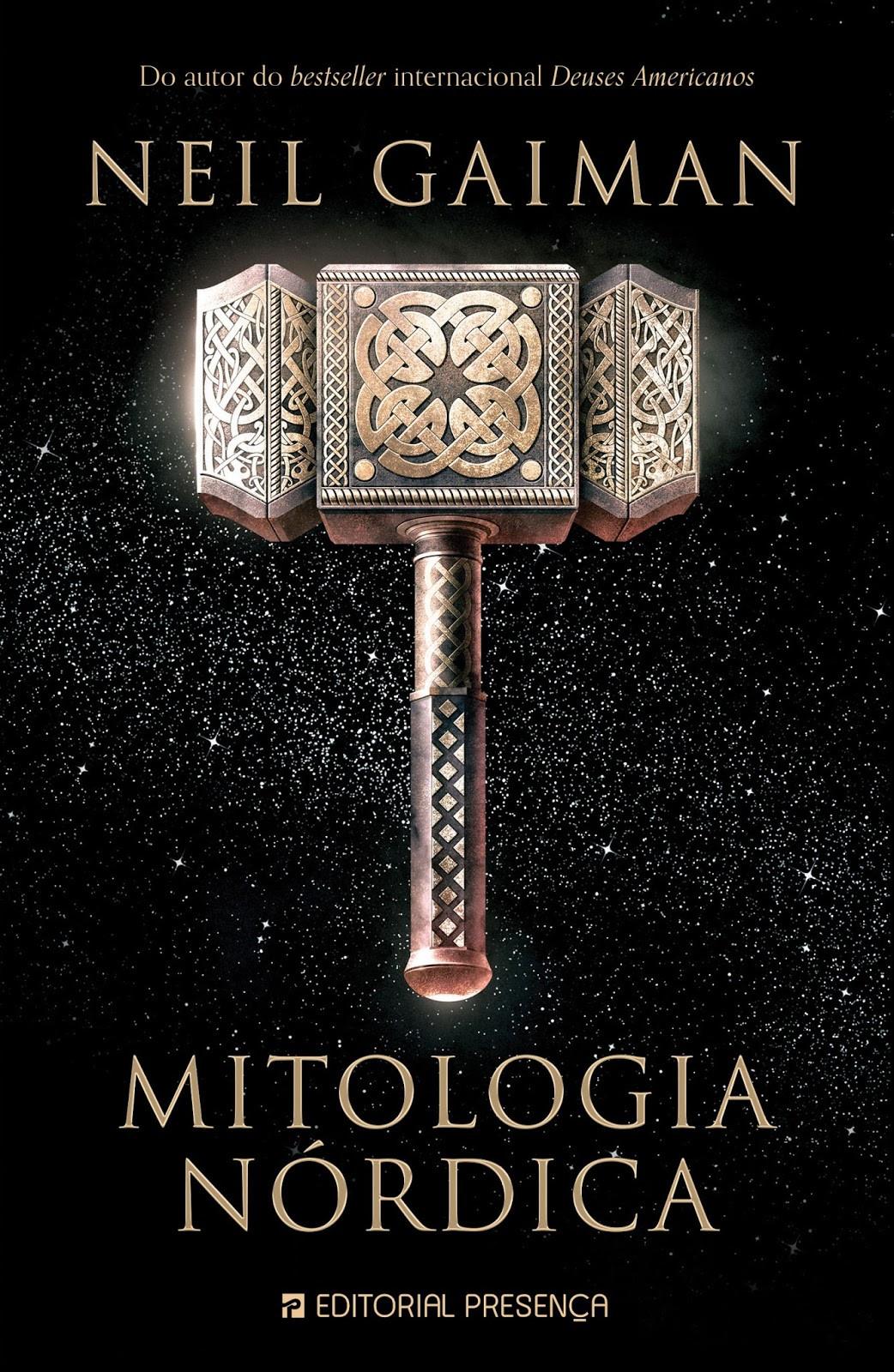 «Mitologia Nórdica», de Neil Gaiman