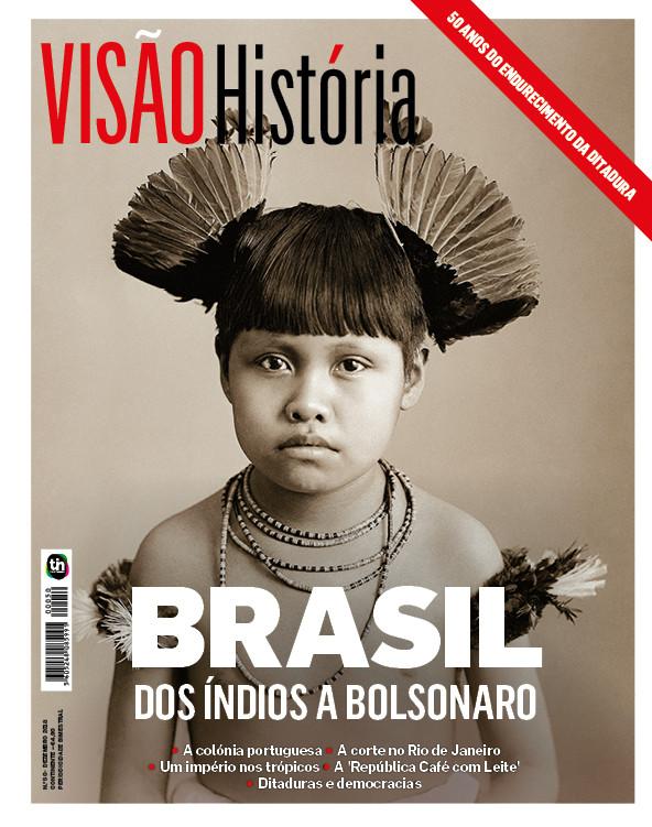 Brasil, dos índios a Bolsonaro
