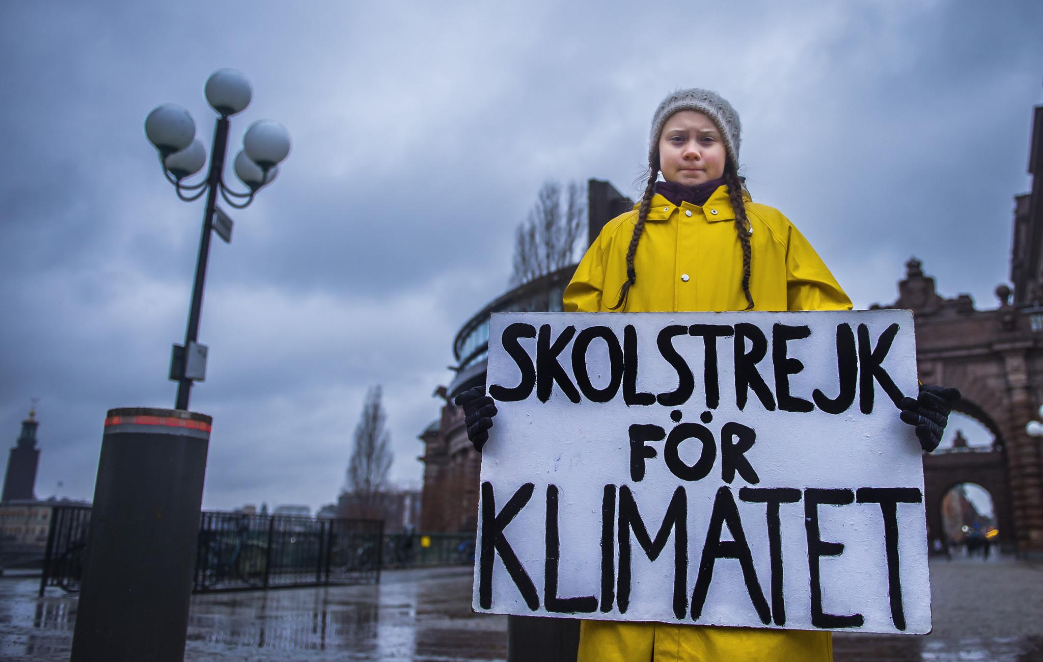Greta Suecia Clima
