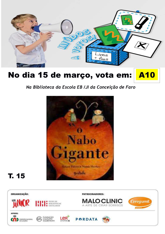 Cartazes e apresentações orais, foram a aposta dos alunos da Escola Básica da Conceição, em Faro