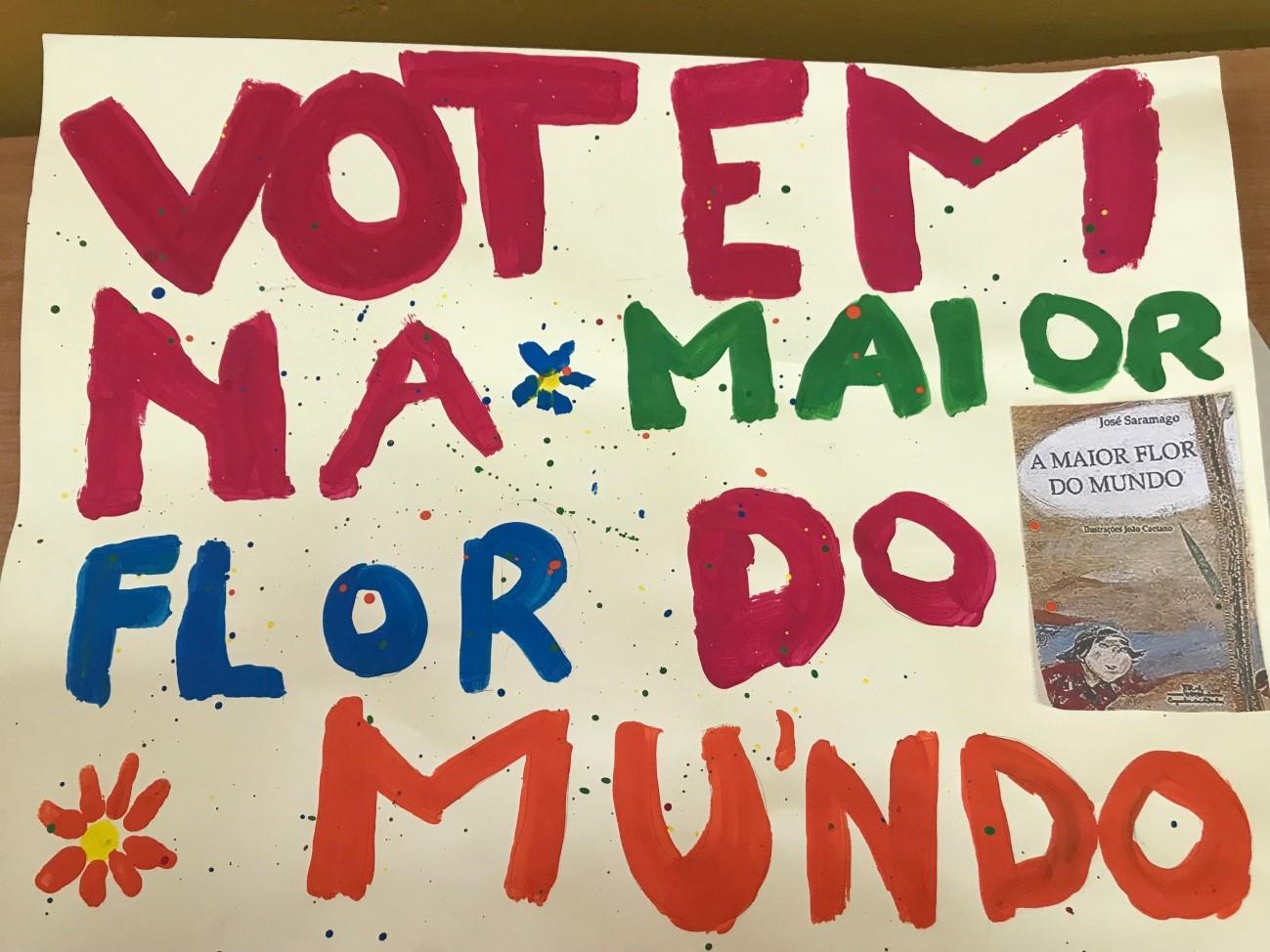 Pegões em força em «Miúdos a Votos»