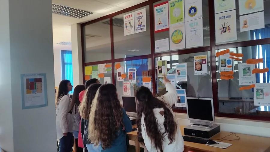 O blogue que noticia a campanha na Diogo Lopes Sequeira