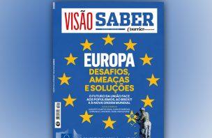Uma revista de 132 páginas sobre a Europa para tomar decisões informadas
