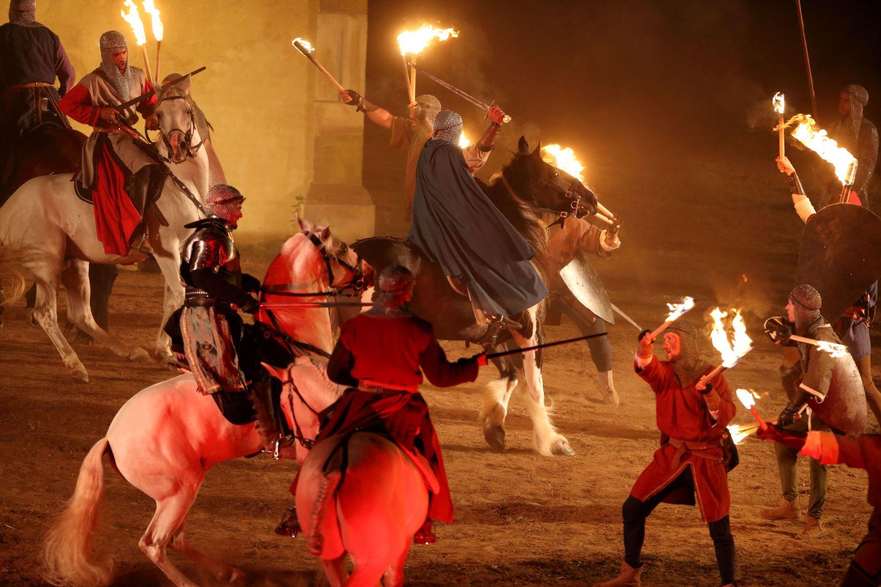A Viagem Medieval em Santa Maria da Feira vai começar - e estes são os cinco momentos a não perder