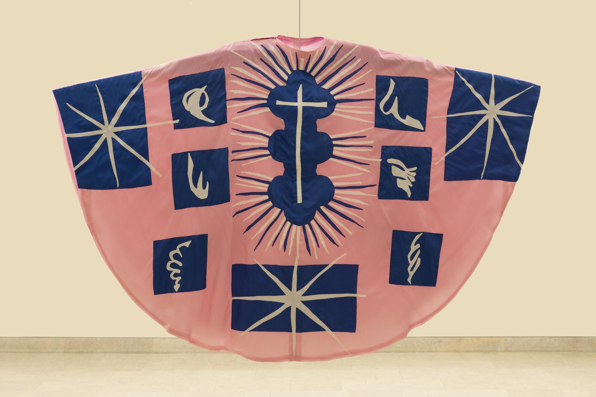 Brincar diante de Deus. Arte e liturgia 2_Casulaverso.tif