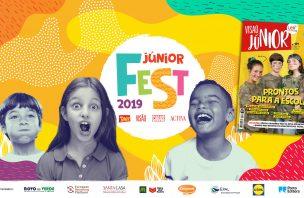 VISÃO JÚNIOR: Festival para toda a família é já este sábado