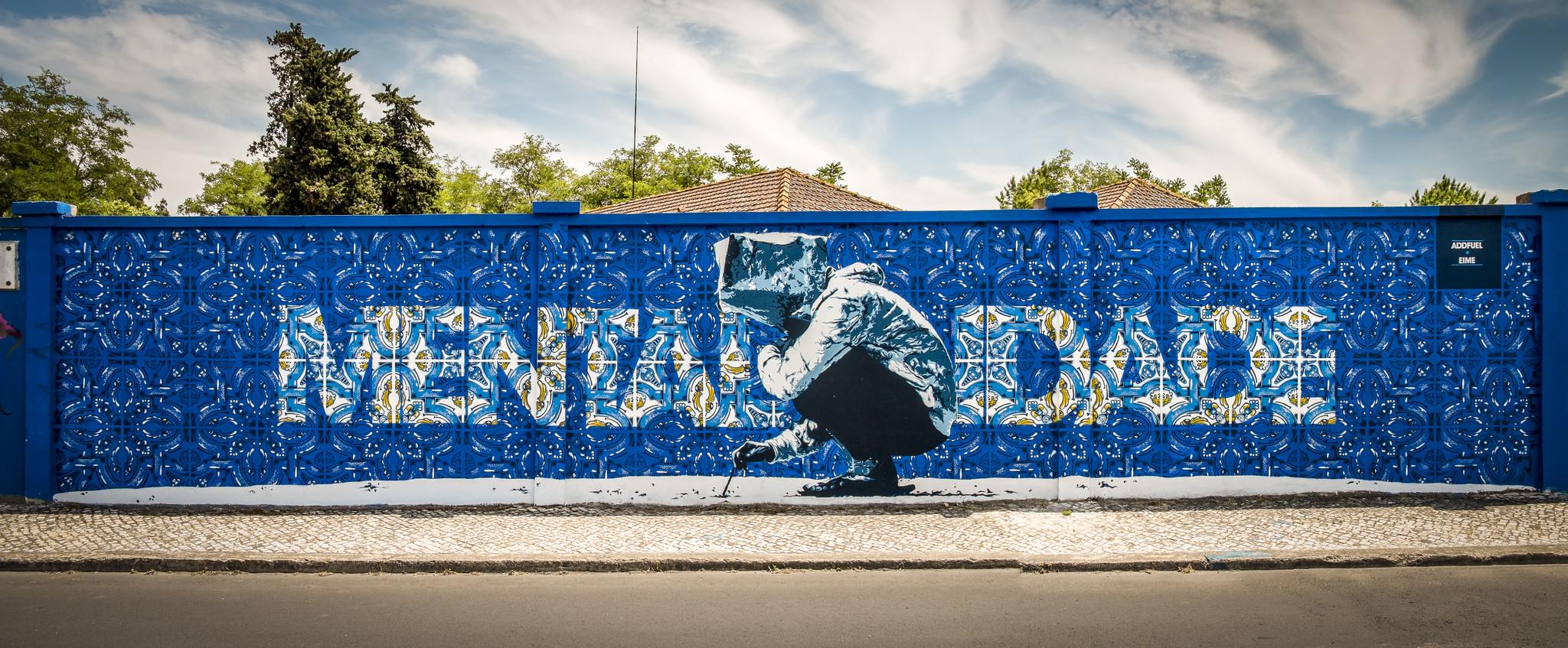 Um festival de arte urbana para derrubar os muros da cidade