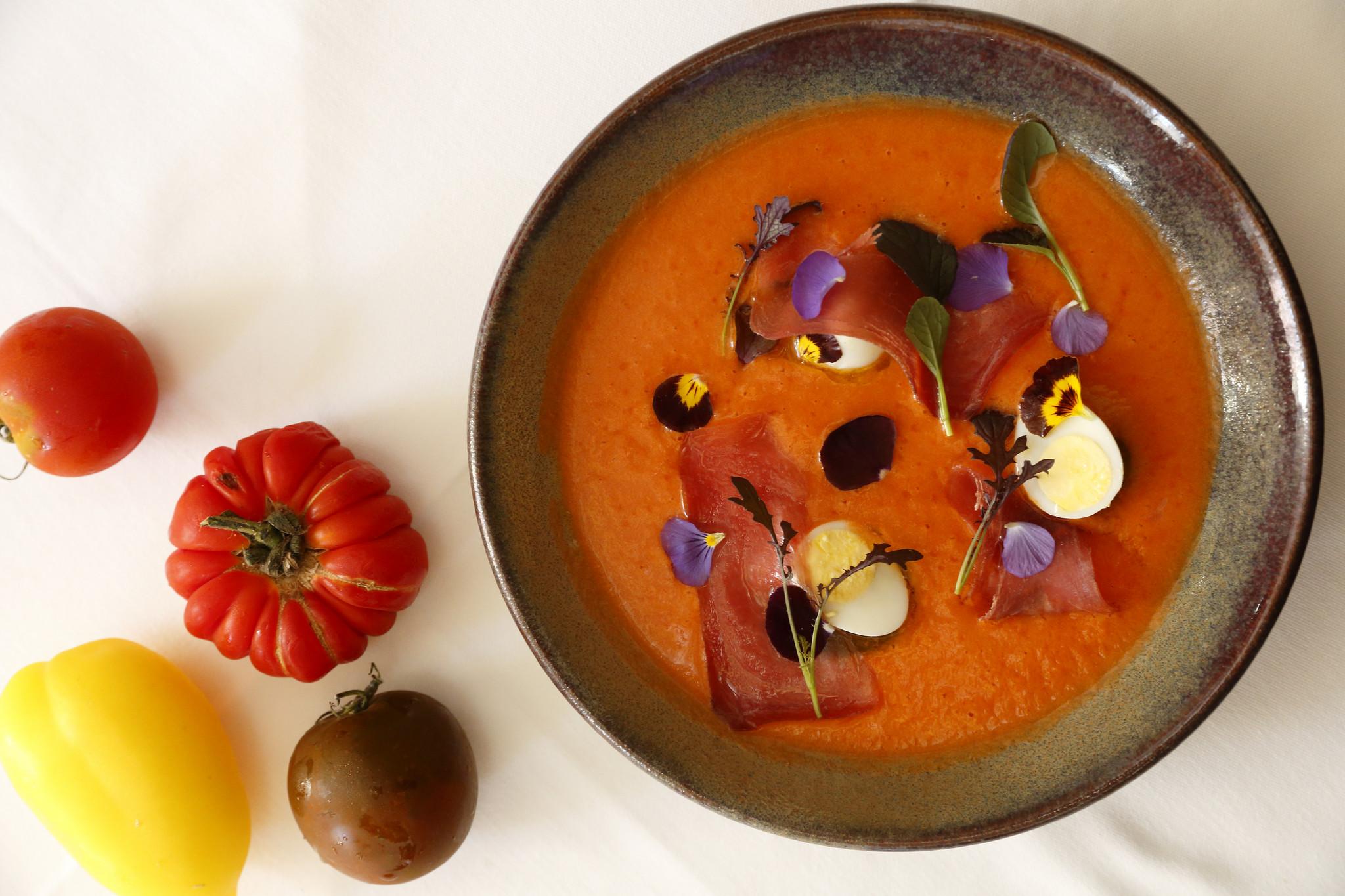 MJ Casa de Pasto sopa de tomate 01.JPG