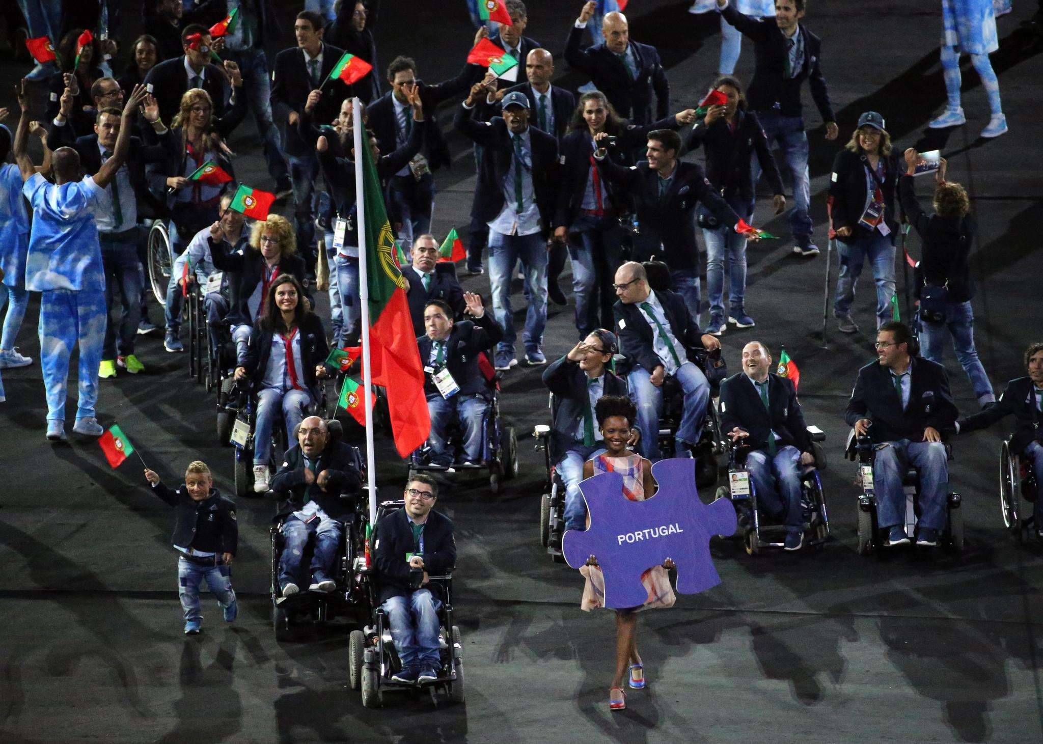 Paralímpicos, aqui vamos nós!
