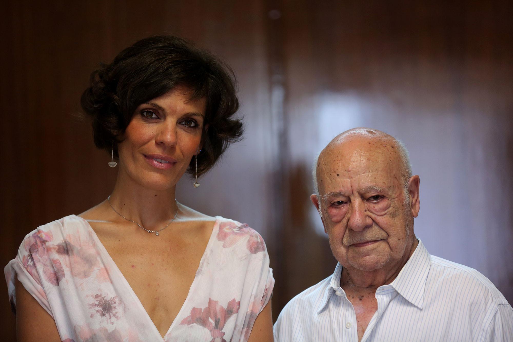 António Coimbra de Matos e Raquel Varela