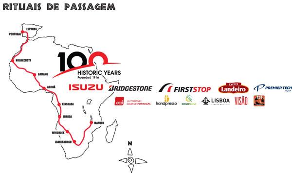 Rituais de Passagem Logo