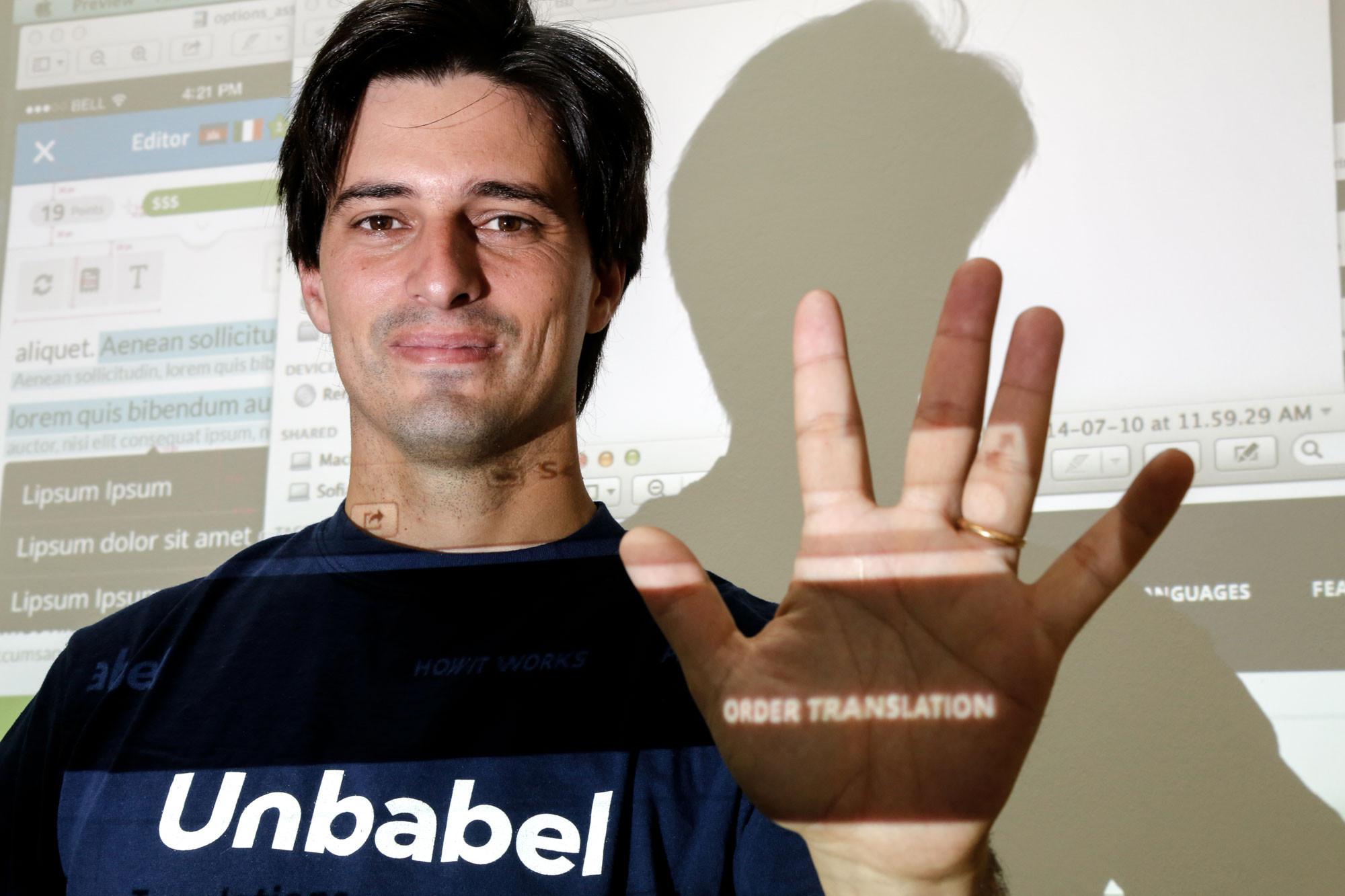 Vasco Pedro Unbabel Startup