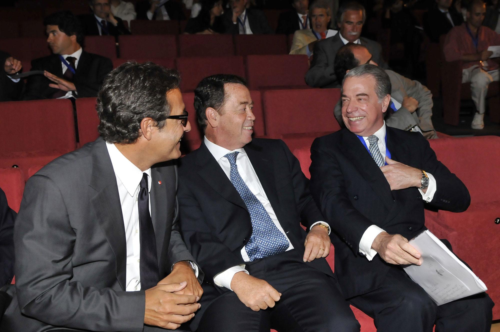 Agenda de Manuel Pinho revela encontros com Salgado e Mexia no mesmo dia